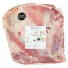 essential Waitrose British whole shoulder of lamb - per kg