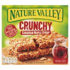 Nature Valley granola bars Canadian maple syrup
