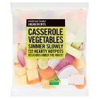 Waitrose Cooks' Ingredients casserole vegetables - 550g