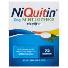NiQuitin CQ mint lozenges, 2mg