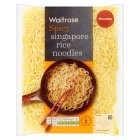 Waitrose Singapore noodles - 300g