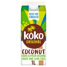 Koko dairy free original + calcium - 1litre Brand Price Match - Checked Tesco.com 10/03/2014