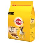 Pedigree small dog adult chicken & vegetables - 2.7kg