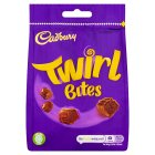 Cadbury Twirl Bites chocolate bag - 109g