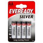 Eveready silver AA