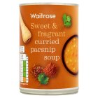 Waitrose spicy parsnip soup - 400g