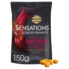 Walkers Sensations mexican smoked chilli sharing nuts - 150g Brand Price Match - Checked Tesco.com 26/01/2015