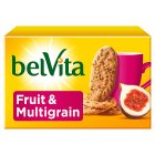BelVita Breakfast biscuits - fruit & fibre - 6x50g