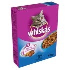 Whiskas complete with tuna dry cat food
