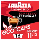 LavAzza a modo mio 16 appassionatamente - 120g Brand Price Match - Checked Tesco.com 20/10/2014