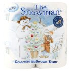 The snowman & the snowdog toilet tissue - 4x160 sheets