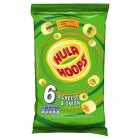 Hula Hoops cheese & onion - 7x24g Brand Price Match - Checked Tesco.com 20/10/2014