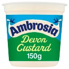 Ambrosia Devon custard - 120g Brand Price Match - Checked Tesco.com 24/08/2015