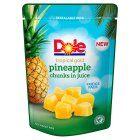 Dole Pineapple Chunks In Juice - drained 220g