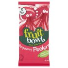 Fruit Bowl fruit peelers raspberry - 3x20g Brand Price Match - Checked Tesco.com 21/04/2014