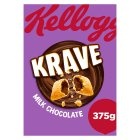 Kellogg's milk chocolate krave - 375g Brand Price Match - Checked Tesco.com 27/08/2014