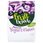 Fruit Bowl Blackcurrant Flakes with Yogurt Coating 5 pack - 5x25g