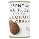 essential Waitrose coconut cream - 160ml