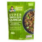 Jamie Oliver Super Tomato & Olive Quinoa - 250g Brand Price Match - Checked Tesco.com 17/08/2016
