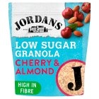 Jordans Low Sugar Granola Cherry & Almond - 500g