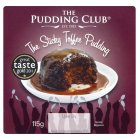 The Pudding Club Sticky Toffee Sponge Pudding