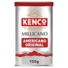 Kenco Millicano wholebean instant coffee - 100g Brand Price Match - Checked Tesco.com 05/03/2014