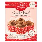 Betty Crocker Chocolate Fudge Cupcake Mix - 301g