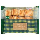 Waitrose 12 flaky mini cheese rolls - 264g