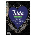Tilda giant wild rice - 250g Brand Price Match - Checked Tesco.com 18/08/2014