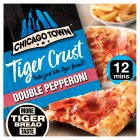 Chicago Town The Pizza Kitchen Deli Pepperoni - 355g Introductory Offer