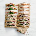 Christmas Sandwich Platter - each