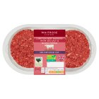 Waitrose Reduced Fat British Beef Burgers - 227g