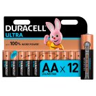 Duracell Ultra Power AA MX1500 - 12s