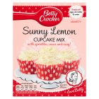 Betty Crocker Lemon Cupcake Mix - 303g Brand Price Match - Checked Tesco.com 05/03/2014