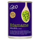 Geo Edamame Beans in Water - drained 210g