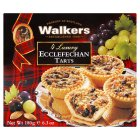 Walkers 4 luxury Ecclefechan tarts - 180g