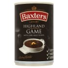 Baxters Luxury Soup - Highland Game - 400g