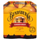 Bundaberg ginger beer - 4x375ml