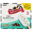 Skinny Cow mint double chocolate ice cream - 3x100ml Brand Price Match - Checked Tesco.com 16/04/2014