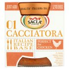Sacla 01 cacciatora - 190g Introductory Offer