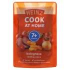 Heinz cook at home bolognese sauce