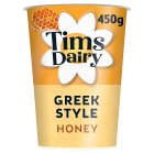 Tims Dairy Greek style yogurt with honey - 450g