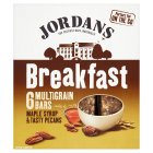Jordans Breakfast multigrain maple & pecans - 6x40g