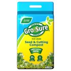 Gro Sure Seed and cutting compost - 10litres