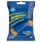 Sello Golden 25x50 sellotape - each