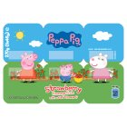 Peppa Pig strawberry fromage frais - 6x45g Brand Price Match - Checked Tesco.com 05/03/2014