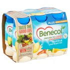 Benecol plus heart vitamin B1 multifruit - 6x67.5g Brand Price Match - Checked Tesco.com 26/03/2015