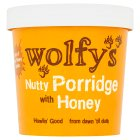 Wolfy's nutty porridge with honey - 90g