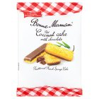 Bonne Maman 7 petit coconut cake with chocolate - 175g Brand Price Match - Checked Tesco.com 24/08/2015