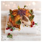Christmas pudding Turkey -